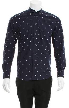 Wood Wood Damien Button-Up Shirt