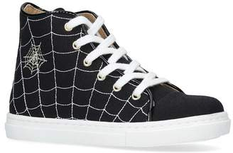 Charlotte Olympia Incy Web High-Top Sneakers