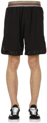 Serenede Cosmic Warrior Mesh Shorts