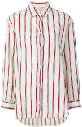 Vanessa Bruno longsleeved striped shirt