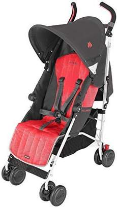 Maclaren Quest Stroller, Charcoal/Cardinal by
