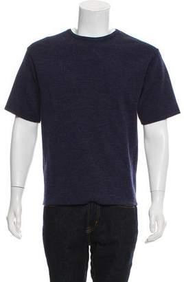 Bottega Veneta Wool Short Sleeve Sweater