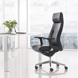 Latitude Run Toomer Executive High Back Multi-Function Ergonomic Office Chair