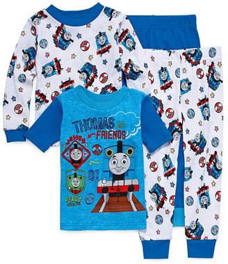 Thomas & Friends THOMAS THE TRAIN Thomas The Train 4-pc. Pajama Set Boys