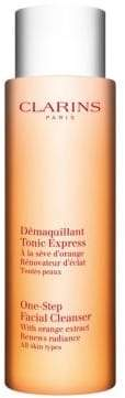 Clarins One Step Facial Cleanser-Orange Extract/6.8 oz.