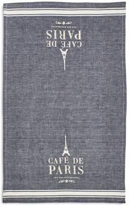 """Sur La Table Paris Cafe Kitchen Towel, 28"""" x 18"""""""