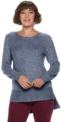 Juicy Couture Women's Studded High-Low Sweater