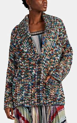 Missoni Women's Wool-Blend Cable-Knit Cardigan