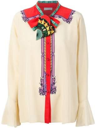 Etro pussybow blouse