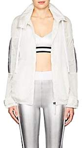 NO KA 'OI No Ka'Oi Women's U'I Tech-Fabric Jacket - White