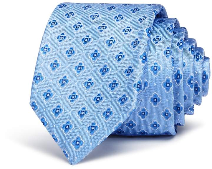 Boys' Floral-Patterned Tie