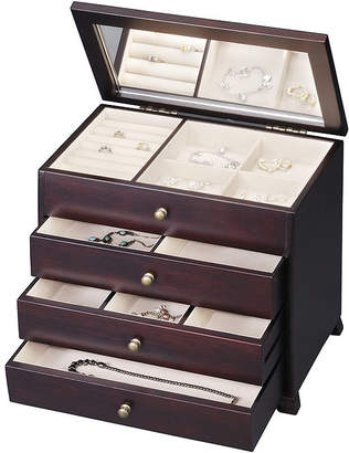 FINE JEWELRY Java 3-Drawer Jewelry Box