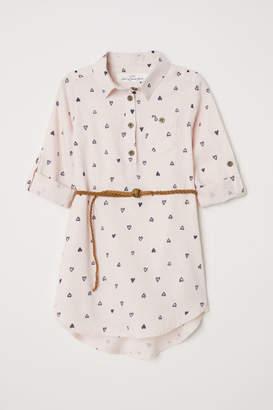 H&M Shirt dress - Pink