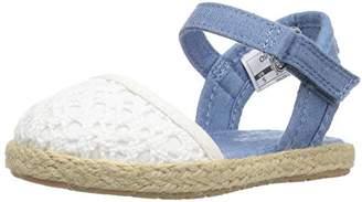 Osh Kosh Shiloh Girl's Espadrille Sandal