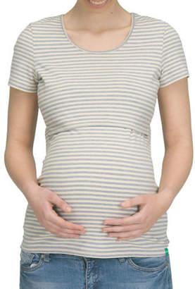 MODERN ETERNITY Nia Short Sleeve Nursing Top