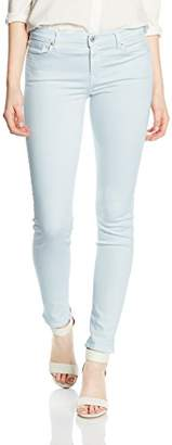 7 For All Mankind Women's The Skinny Jeans,W27/L32