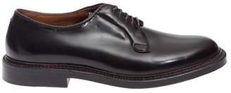Alden Derby Leather Cordovan