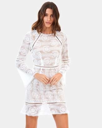 Wisteria Long Sleeve Dress