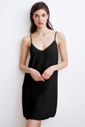 Velvet by Graham & Spencer ELVIE RAYON CHALLIS SLIP DRESS