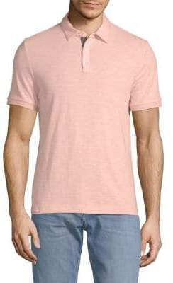 Original Penguin Slub Plaited Polo