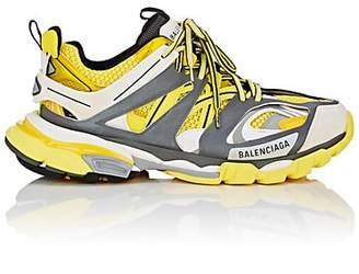 Balenciaga Men's Track Sneakers - Yellow
