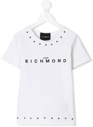 John Richmond Junior embellished T-shirt