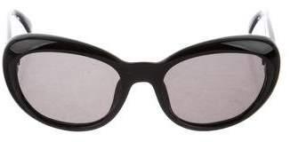 Christian Dior Logo Tinted Sunglasses