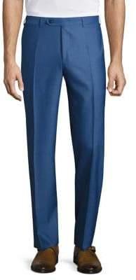 Canali Traveler Wool Pants
