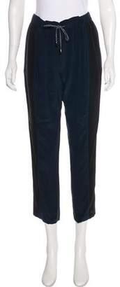 Jonathan Simkhai Silk Jogger Pants