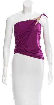 La Perla Ruched Sleeveless Top w/ Tags $95 thestylecure.com