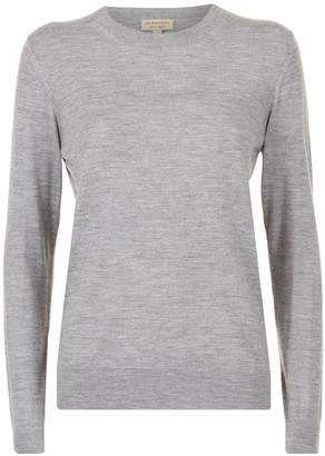 Burberry Elbow Patch Sweater
