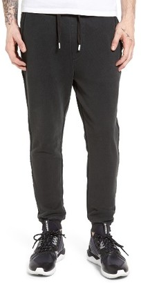 Men's True Religion Brand Jeans Raw Edge Seam Sweatpants $169 thestylecure.com