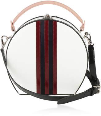 Bertoni1949 Thin Stripes Bertoncina Bag