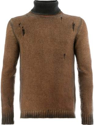 Avant Toi roll neck sweater