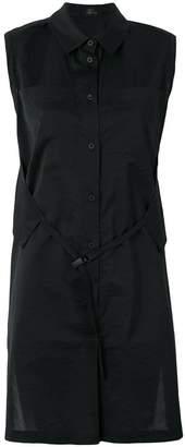 Lost & Found Ria Dunn sleeveless long shirt
