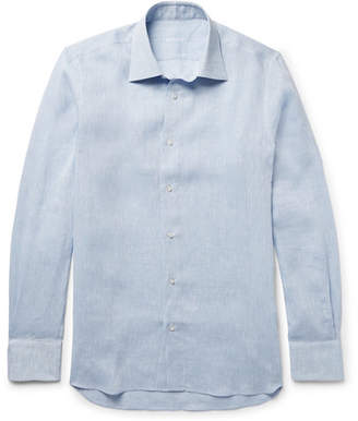 Caruso Linen Shirt