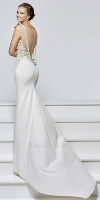 Tarik Ediz Tana Evening Dress $938 thestylecure.com