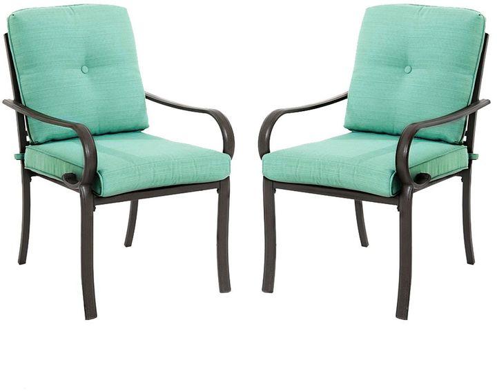 SONOMA Goods for LifeTM Claremont Patio Chair 2-piece Set