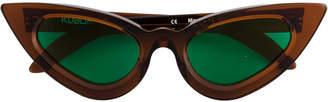 Cat Eye Kuboraum sunglasses