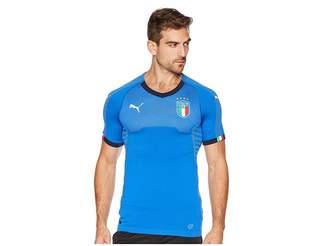 Puma FIGC Italia Home Shirt Authentic evoKNIT Men's T Shirt