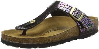 Birkenstock Women's Gizeh Thong Sandal,Tobacco Brown