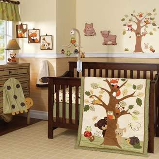 Lambs & Ivy 7 Piece Crib Set - Echo by