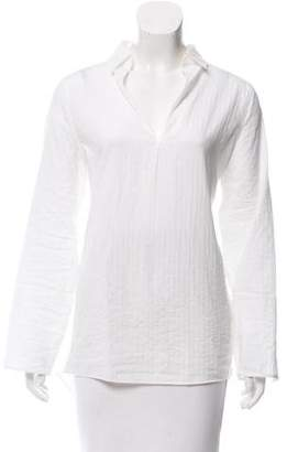 Acne Studios Woven Long Sleeve Tunic