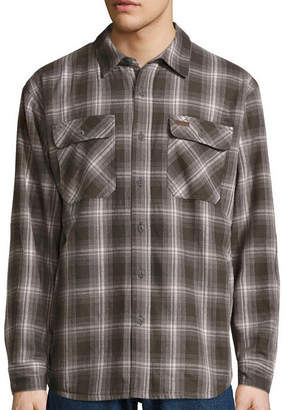 Smith Workwear Smith's Workwear Fleece Lined Flannel Shirt Jacket