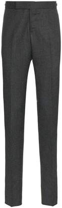 Thom Browne tailored striped wool trousers