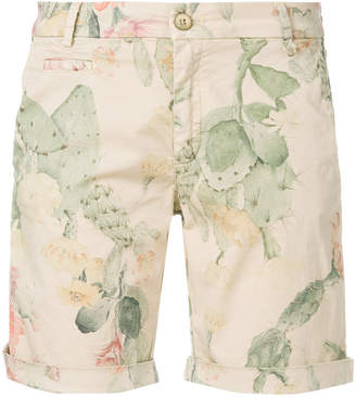 Mason cactus print shorts
