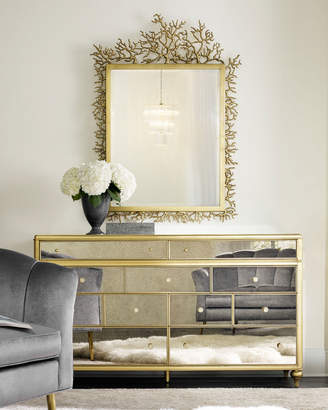 Hooker Furniture Cynthia Rowley For Bewitch Mirrored Dresser