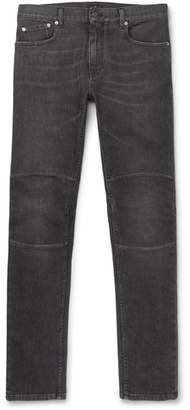 Belstaff Skinny-Fit Panelled Stretch-Denim Jeans