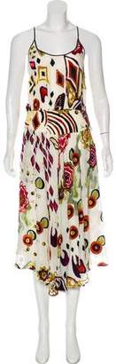 Etro Silk-Blend Dress