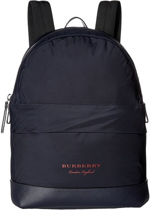 Burberry Kids - Nico Backpack Backpack Bags $450 thestylecure.com